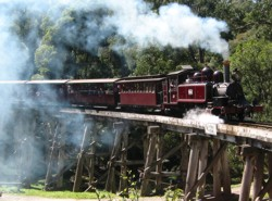 Puffing Billy image